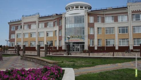 Школу в Радужном отделили от городской школы № 36
