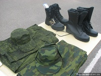 В российской армии вновь заменят полевую форму
