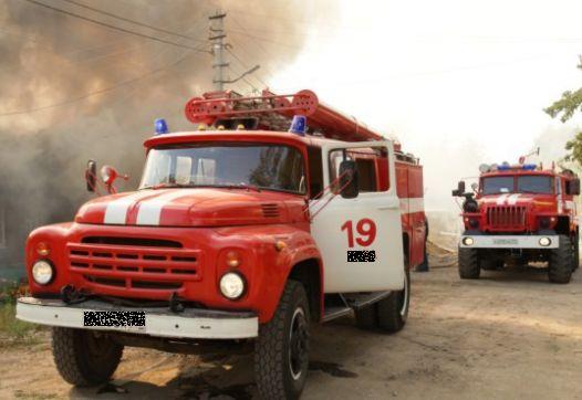 В результате пожара в Инжавино погиб мужчина
