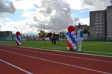 Жердевская школа обзаведется современным стадионом