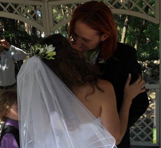 В День святого Валентина свадьбу сыграли 32 пары тамбовчан