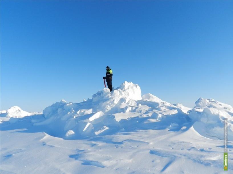 Тамбовский школьник побывает на Северном полюсе