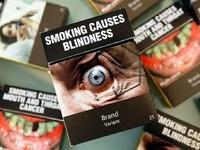 Америка отказалась от «страшных» сигаретных пачек