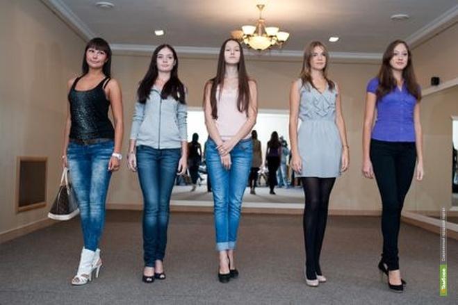 За звание «Мисс Тамбовская область» поборются 17 девушек