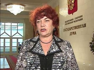 Тамбовских коммунистов в Госдуме представит Тамара Плетнева
