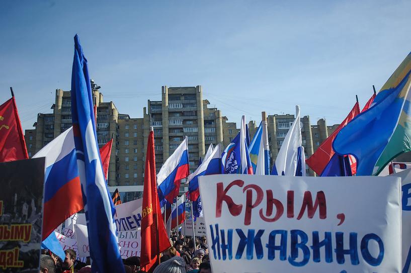 В Тамбове собирают пожелания для жителей Крыма
