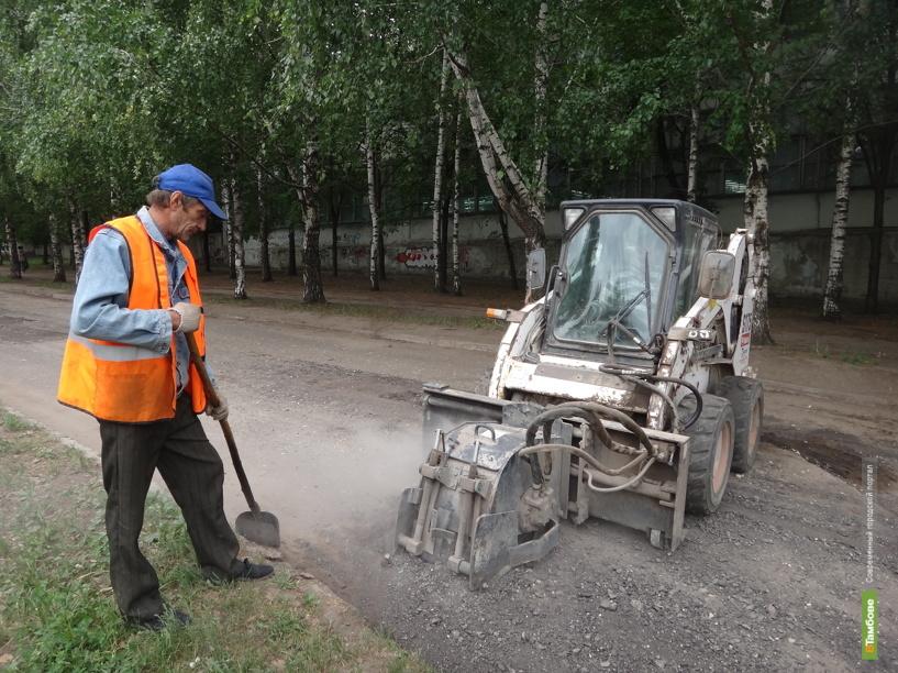 На ремонт тамбовских дорог потратят 1,3 миллиарда рублей