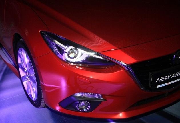 Автодилеры: поставки в Россию Mazda 3 прекращены