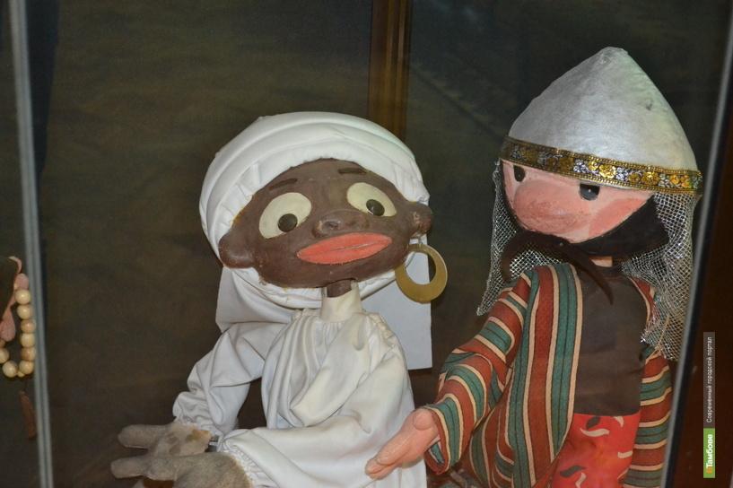 В Тамбов съедутся кукольники из 9 театров