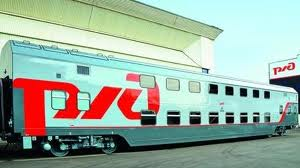 Тамбовчане смогут ездить на юг на двухэтажных поездах