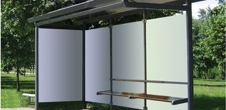 В Мичуринске установят 40 остановок с антивандальными стёклами