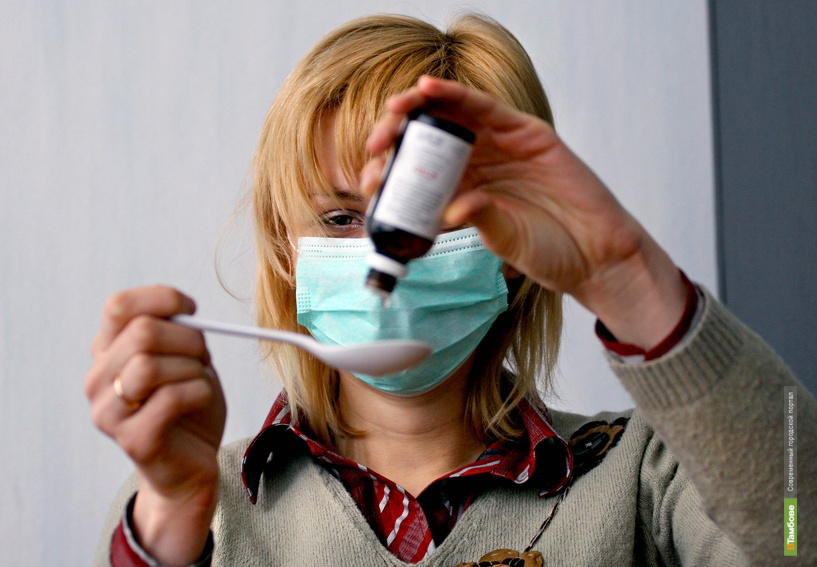 На Тамбовщине началась пора гриппа и ОРВИ