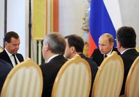 Путин выразил претензии к правительству в бюджетном послании