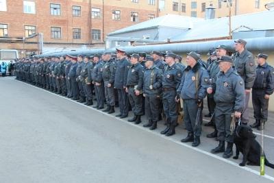 150 тамбовских полицейских будут следить за порядком на Кавказе