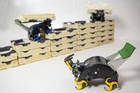 Ученые создали роботов-«термитов», которые строят дома без чертежей