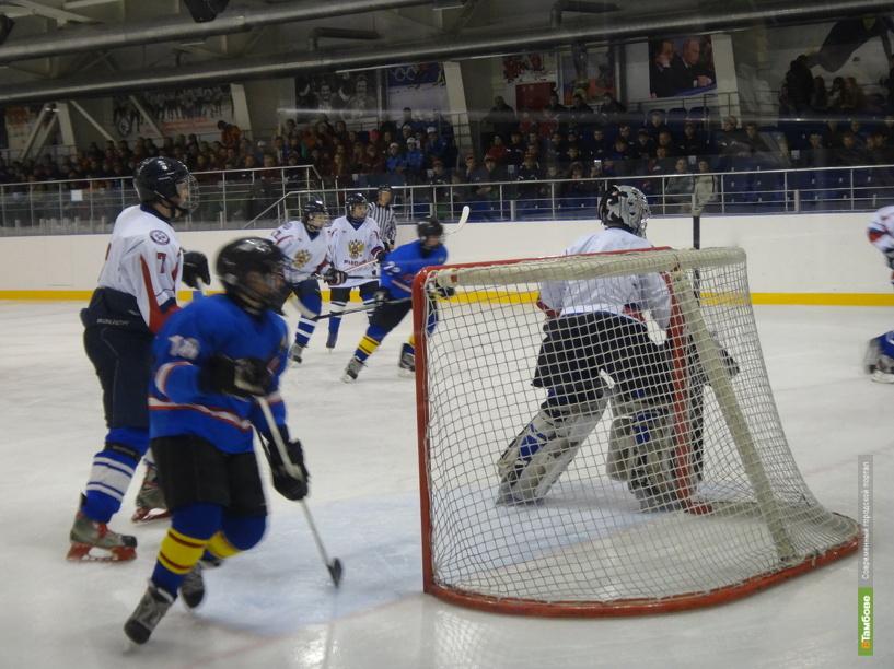 Тамбовские хоккеисты изменили время начала матчей