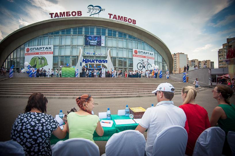 Детские коллективы готовятся к фестивалю «Танцуй, Тамбов-2!»