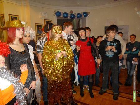 «Золотая молодежь» Тамбовщины соберется на губернаторский карнавал