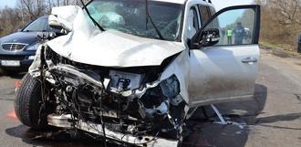 В ДТП возле Горелого погибли два человека
