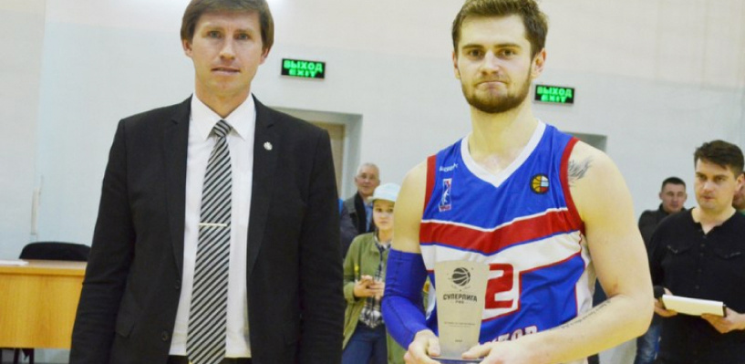 Баскетбольный клуб «Тамбов» покинул лучший лёгкий форвард Суперлиги-2