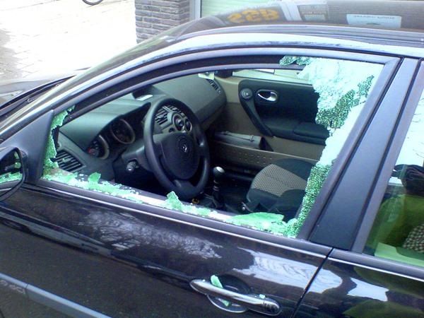 В Тамбовской области участились кражи из автомобилей