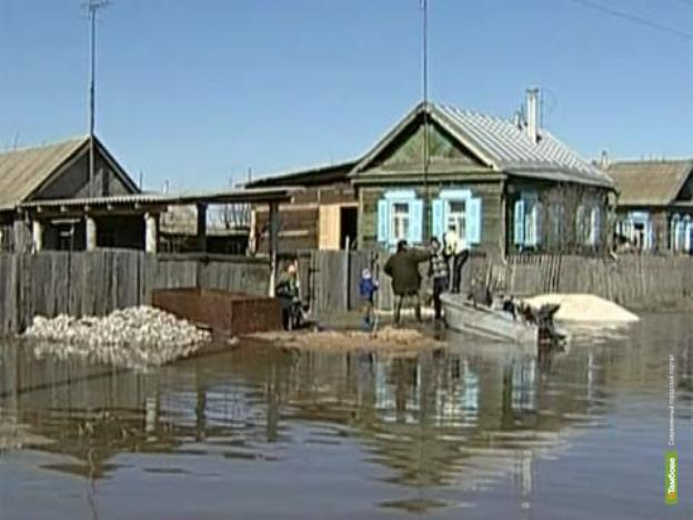 Олег Бетин отчитался перед полпредом Президента РФ в ЦФО о паводковой ситуации