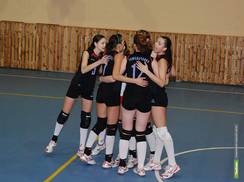 «Тамбовчанка» проиграла очередной тур чемпионата страны