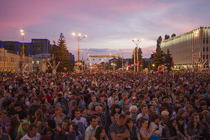 В День города тамбовчан ждёт масса спортивных, культурных и развлекательных мероприятий