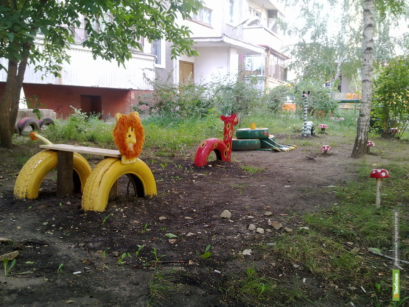 На севере Тамбова открылся «зоопарк»