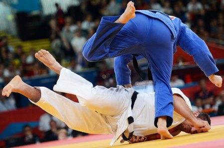 Тамбовские дзюдоисты завоевали 3 медали на турнире во Франции