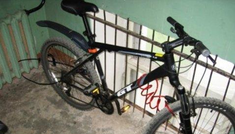 В Тамбовской области задержали велосипедного вора
