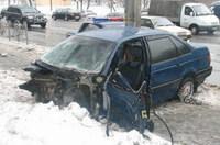 На Тамбовских дорогах произошли 34 аварии