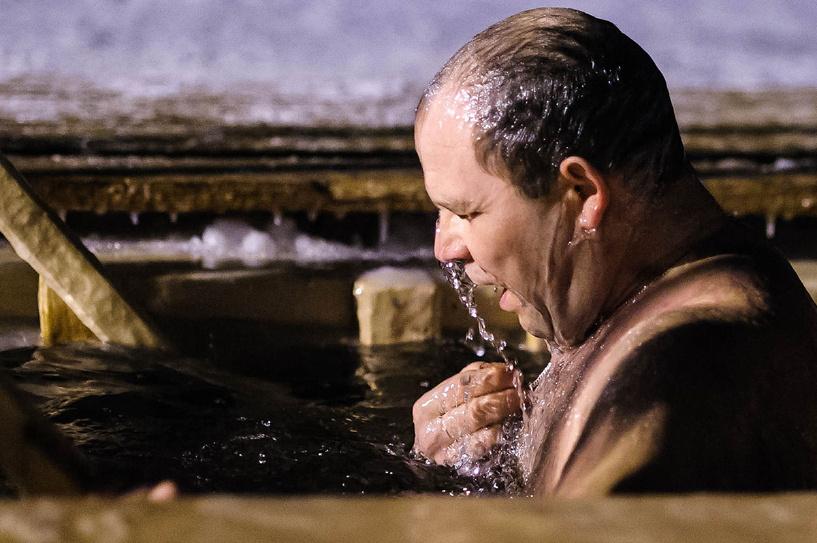 В Крещенскую ночь в Тамбове можно будет окунуться в двух местах