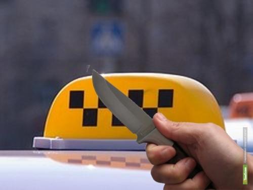 Тамбовский таксист поймал разбойника