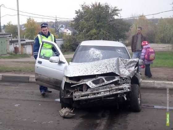 За неделю на тамбовских дорогах погибли пять человек