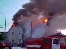Пожар оставил без крова две тамбовские семьи