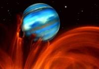Астрономы нашли планету, на которой идут дожди из стекла