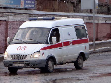 Газосварщик из Кирсанова сломал шею, упав со стремянки