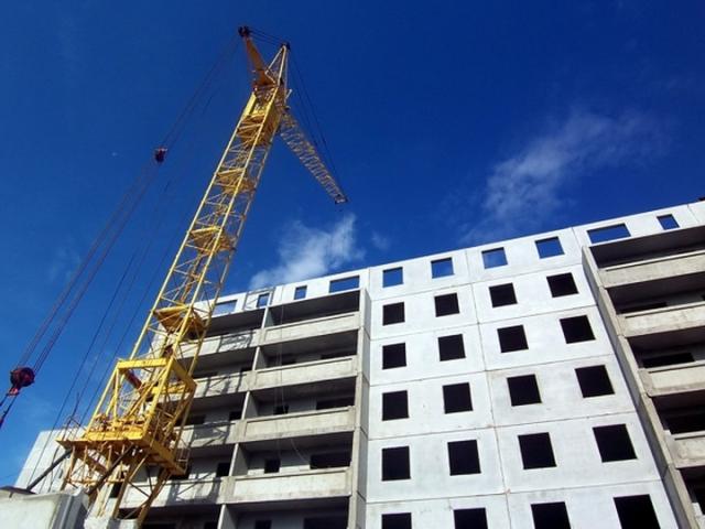 В прошлом году в области построили и сдали более 770 тысяч квадратных метров жилья
