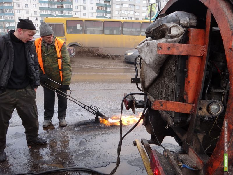 Проверять качество тамбовских дорог будут под общественным контролем
