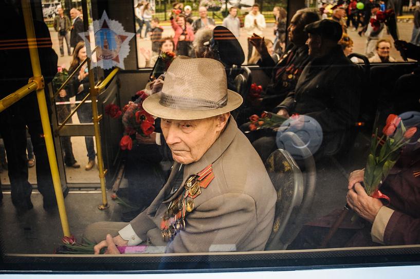 Бесплатный проезд по всей стране – подарок ветеранам