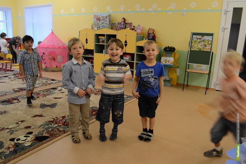 Тамбовские детсады получили две звезды