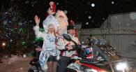Тамбовские байкеры устроят детям новогоднюю ёлку