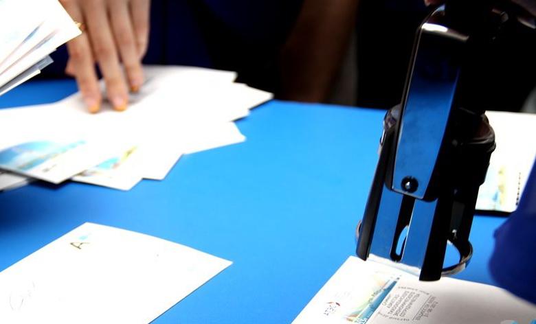«Почта России» заменит марки на письмах микрочипами