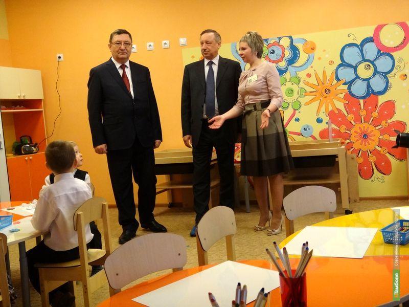 Тамбовская область обогнала Москву по строительству детсадов