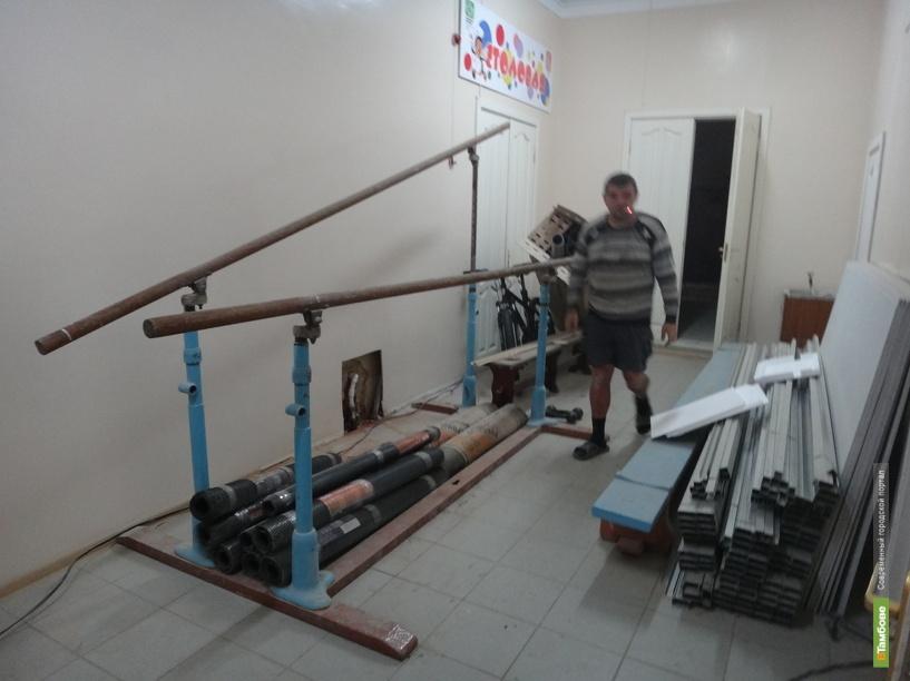 ВТамбове отремонтируют 7 гимназию