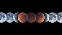 Россияне увидят сегодня последнее лунное затмение в году