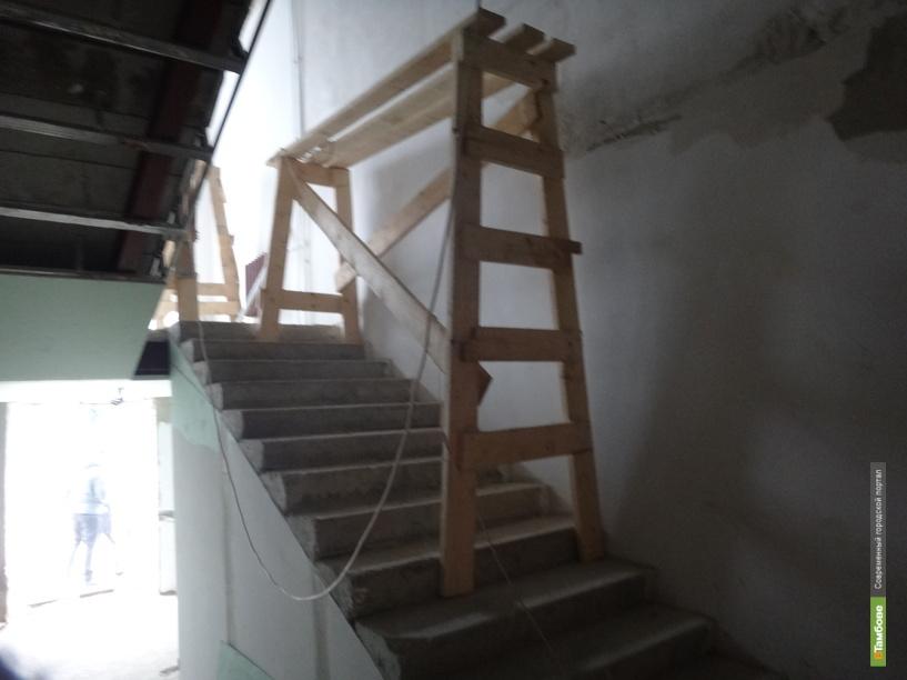 Бассейн тамбовского университета не готов к открытию