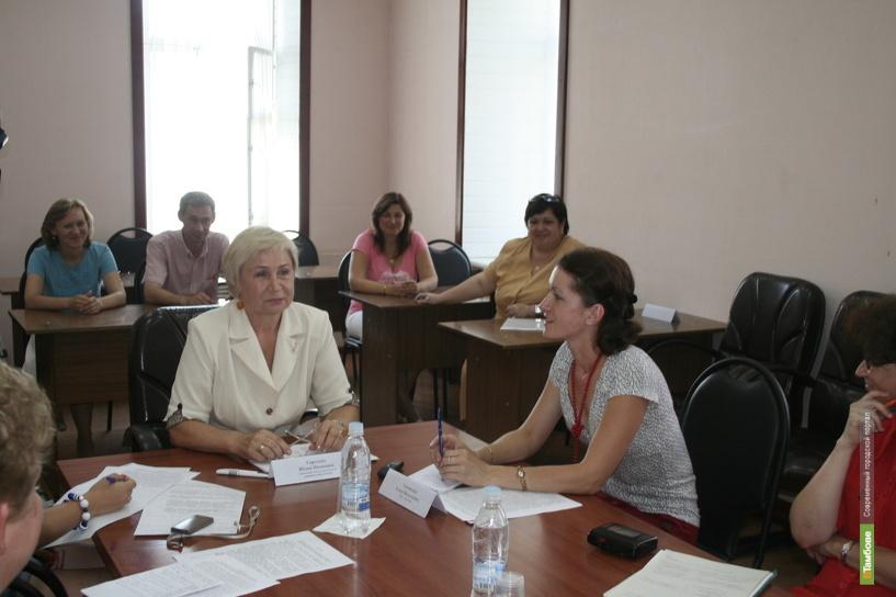 Тамбовчане научат работать воронежских учителей