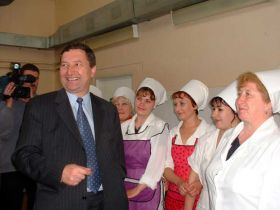 Губернатор Олег Бетин пользуется популярностью у журналистов